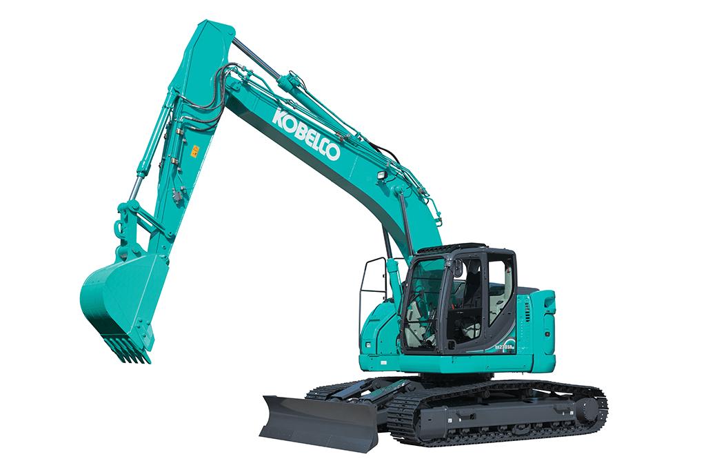 SK230SRLC-5 - 23,8 t Kettenbagger