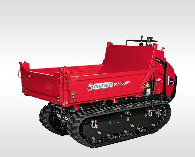 D1600 MF3 - 1,0 t Dumper