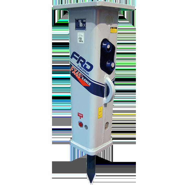 FX45 Hydraulikhammer - MS03