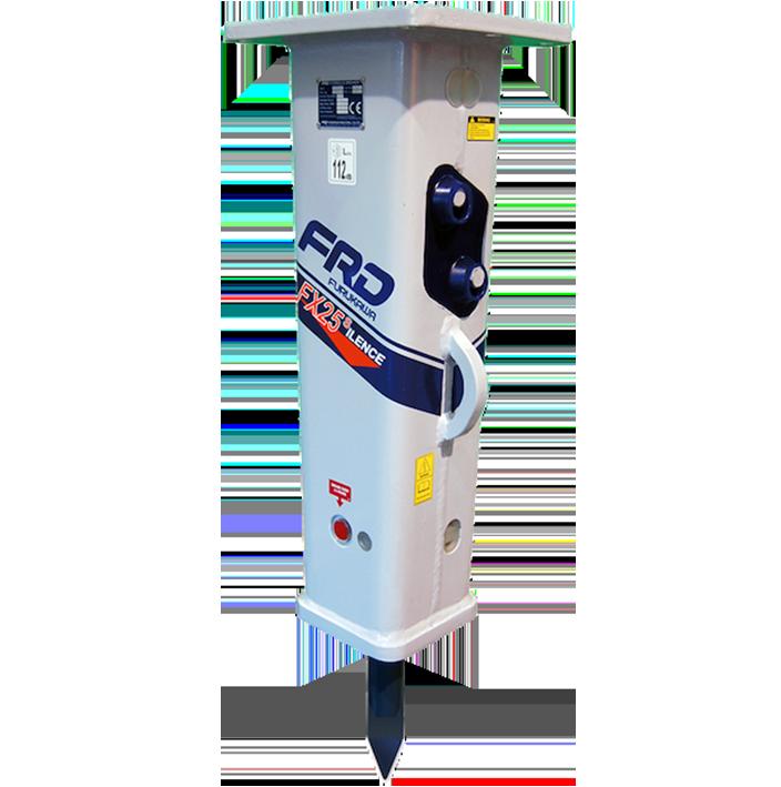 FX25 Hydraulikhammer - MS01