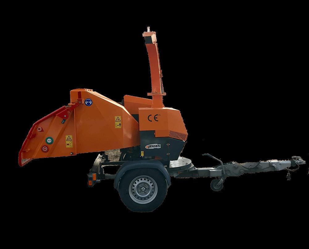 Holzhäcksler A540