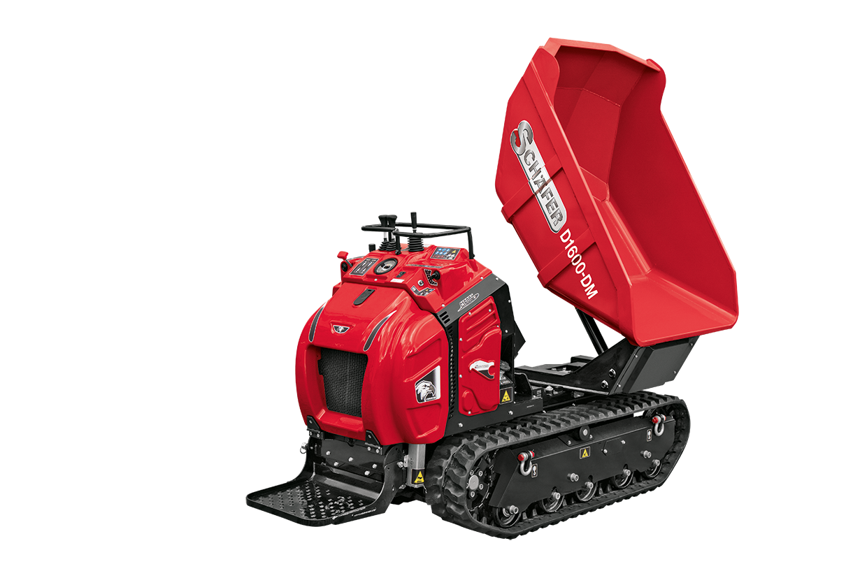 D1600 MFD - 1,0 t Dumper