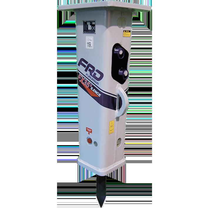 FX35 Hydraulikhammer - MS03