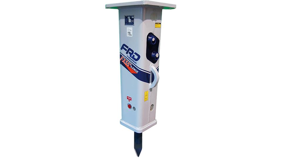 FX55 Hydraulikhammer - MS03