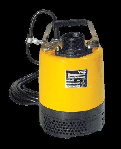 Tauchpumpe PSA-2-500 C-Schlauch