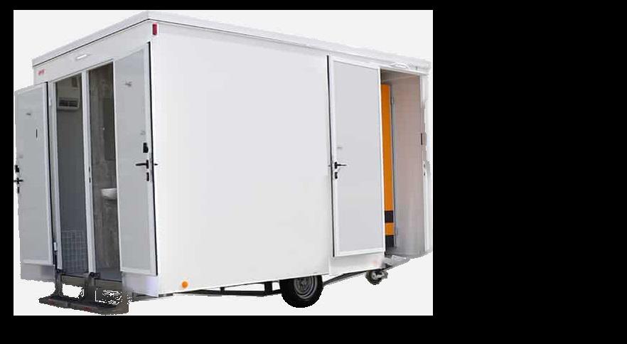 Toilettenwagen FTT490N, AM OB 6