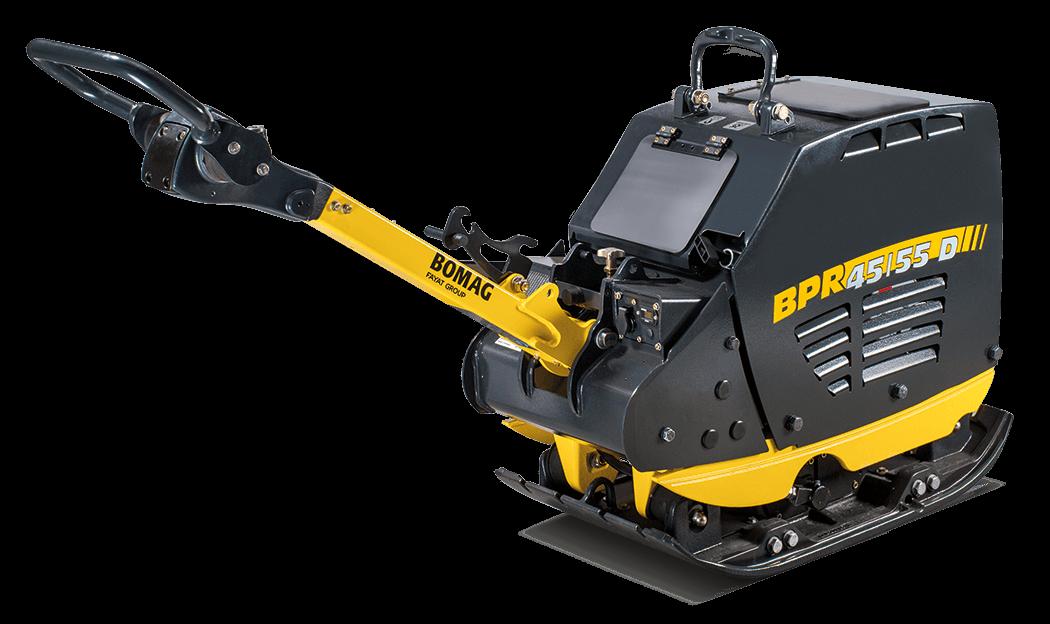BPR 45/55 D/E-400 kg Rüttelplatte